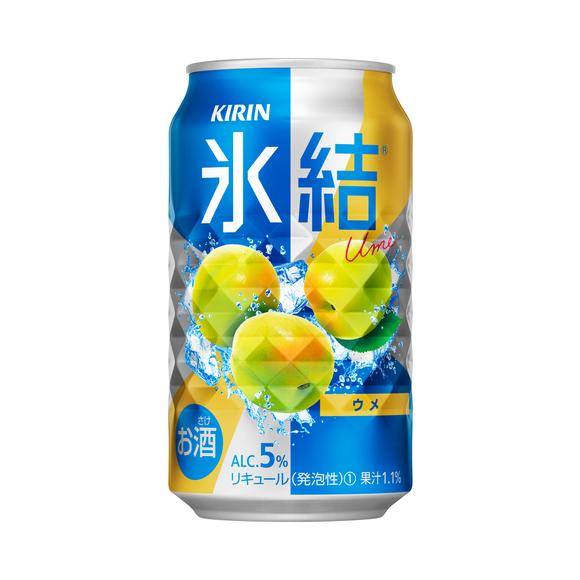 キリン 氷結® ウメ 350ml 缶(お酒)