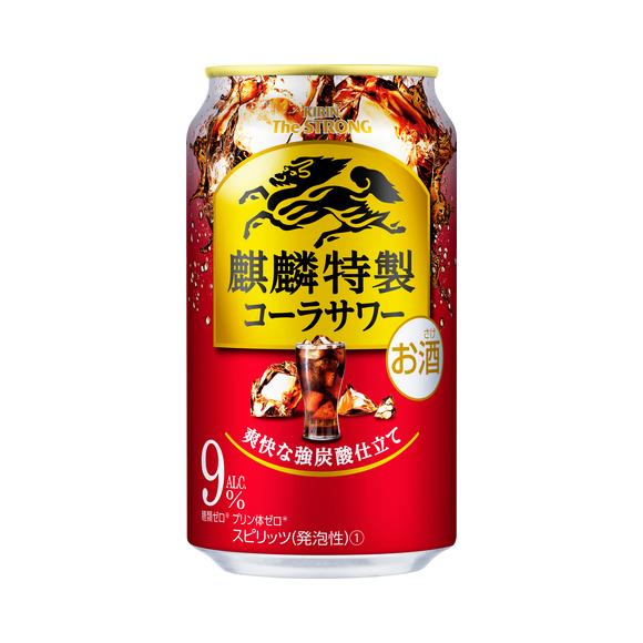 キリン・ザ・ストロング 麒麟特製コーラサワー 350ml 缶(お酒)