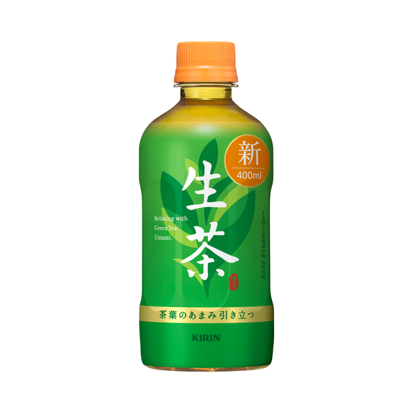 キリン ホット生茶 400ml ペットボトル
