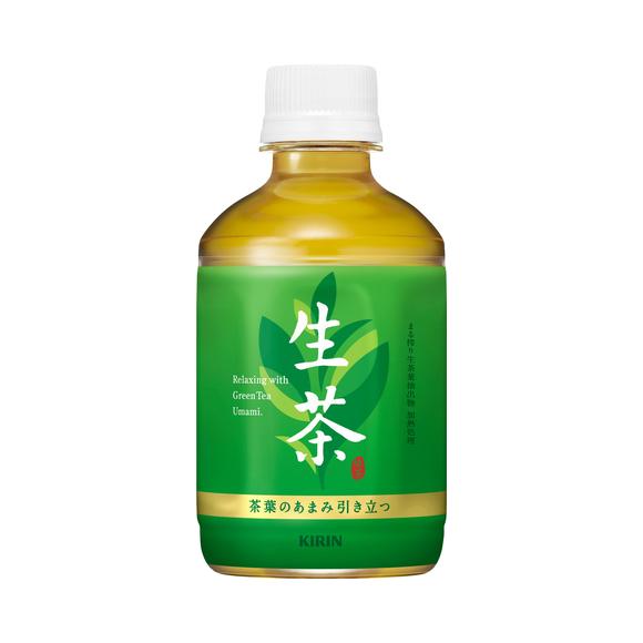 キリン 生茶 ホット&コールド 280ml ペットボトル