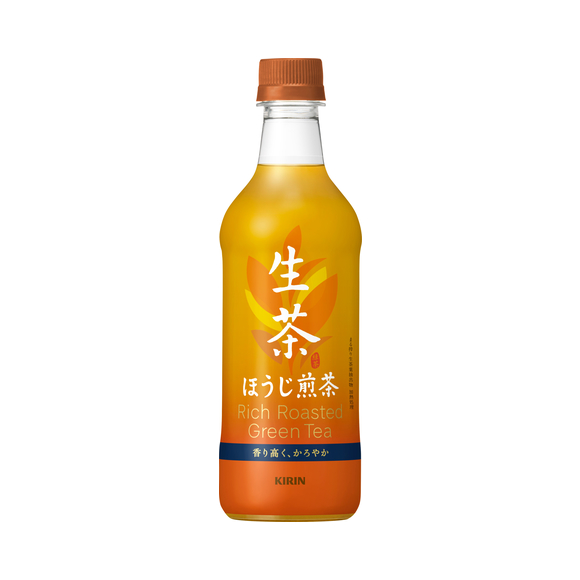 キリン 生茶 ほうじ煎茶 525ml ペットボトル