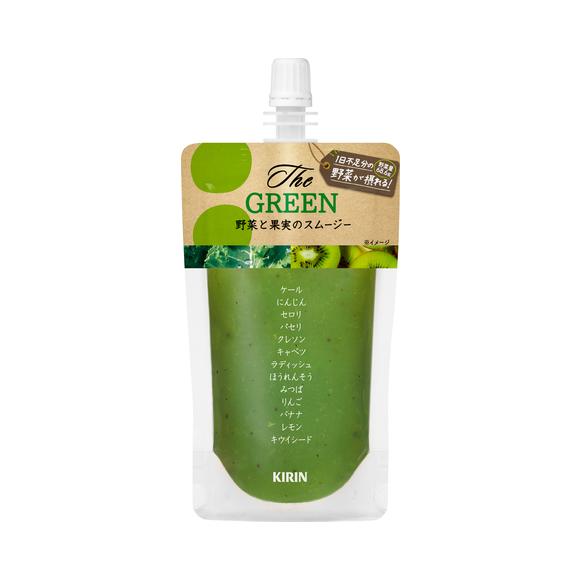 キリン The GREEN 115g パウチ容器
