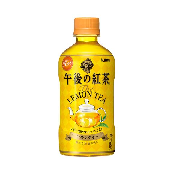 キリン 午後の紅茶 レモンティー ホット 400ml ペットボトル