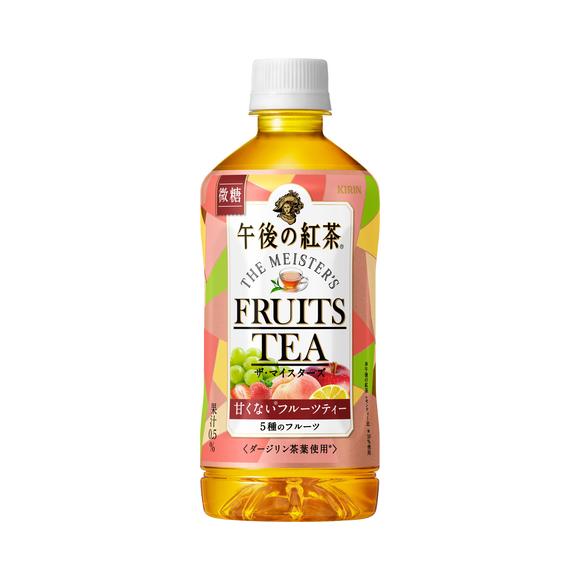キリン 午後の紅茶 ザ・マイスターズ フルーツティー 500ml ペットボトル